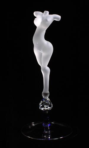 Don wan glass dildos