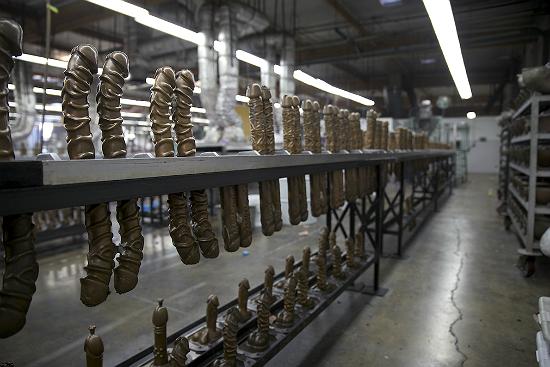 Dildo factory tour